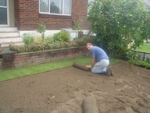 Turf Laying Hampshire