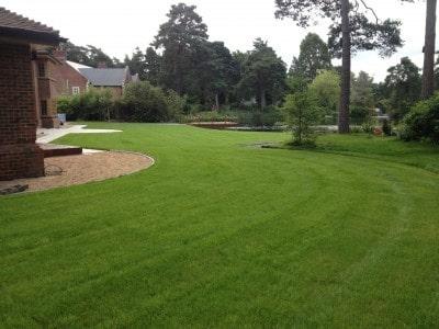 Soft Landscaping Services Southampton
